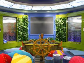 Детский экологический центр при ГУП «Водоканал», Санкт-Петербург